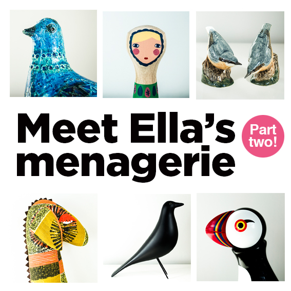 Meet my menagerie part 2 (c) ellasplace.co.uk