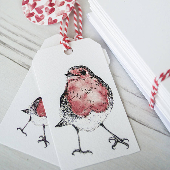 Christmas Stationery Ella Johnston Art and illustration. ellasplace.co.uk