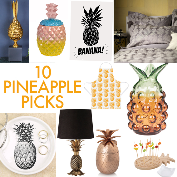 10 Pineapple picks ellasplace.co.uk