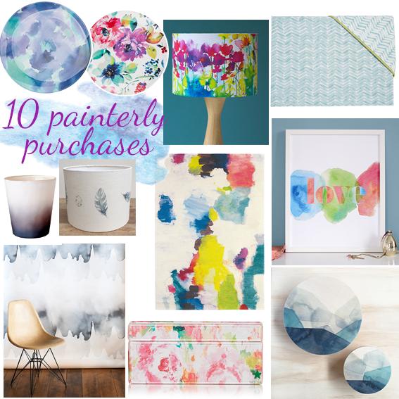 10 Painterly Buys ellasplace.co.uk