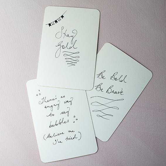 Ella Johnston Handwriting ellasplace.co.uk