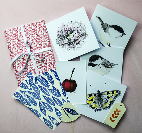 Stationery by Ella Johnston