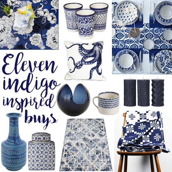 11 Indigo Inspired Buys