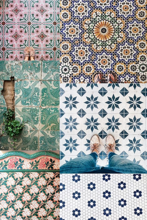 Monday Moodboard Tiles