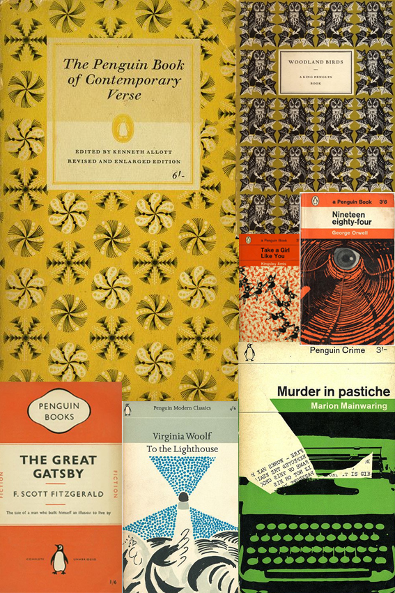 Penguin Book Design