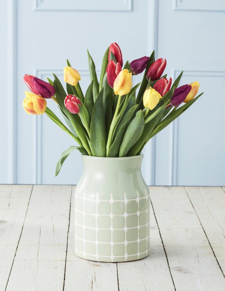 Jade Vase, £33