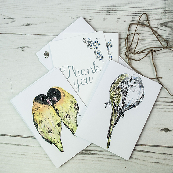 Ella Johnston Stationery