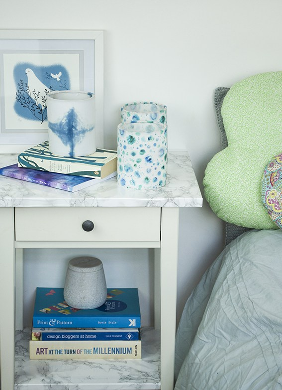 Bedside lantern project for Dannells. Project, words, art direction and photography by Ella Johnston