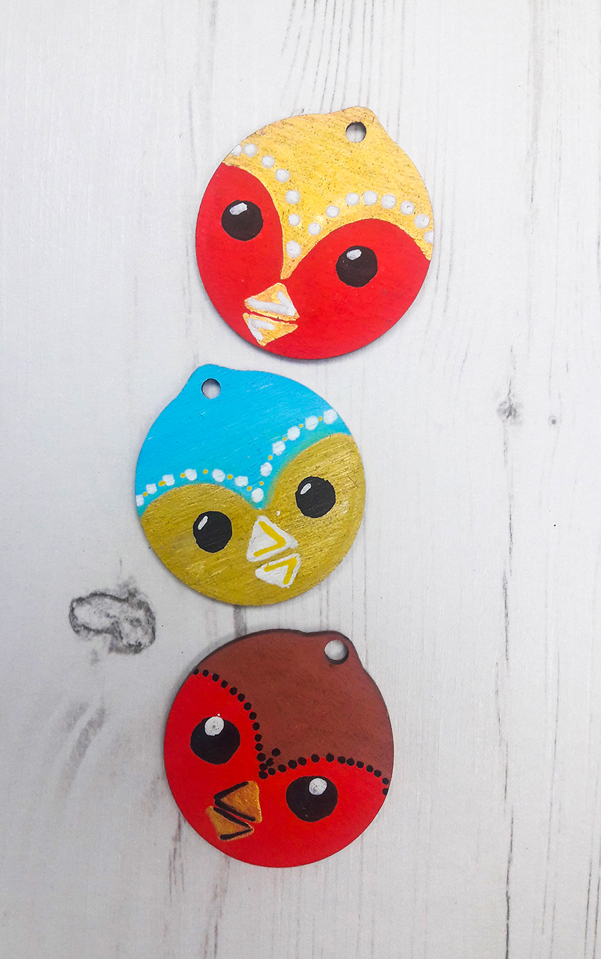 Christmas Kids Craft Super Easy Baubles Ella S Place