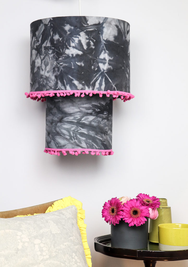 Dannells bespoke lampshade story. Projects, styling and photography: Ella Johnston