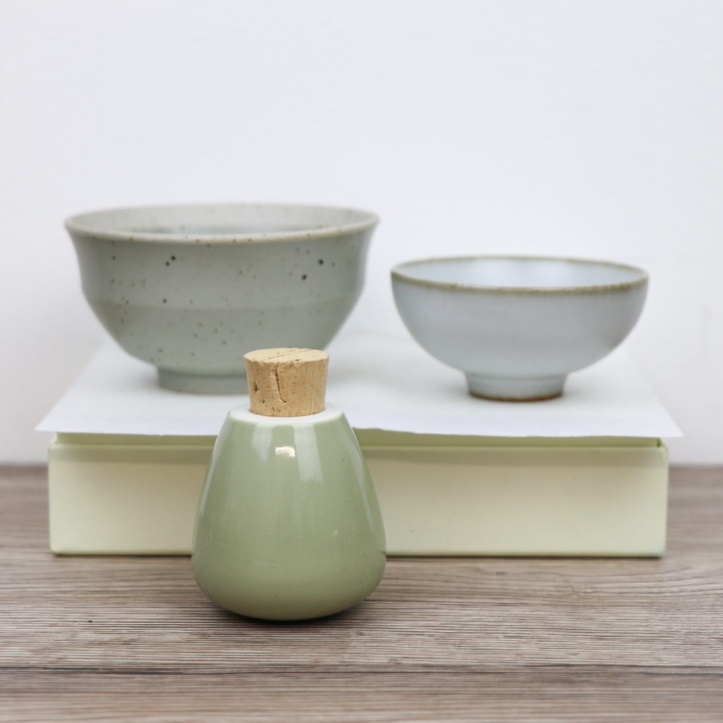 Japanese ceramics (c) Ella Johnston