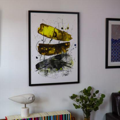 A1 Earth Meditations Fine Art Print