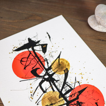 Contemporary art prints affordable art, Ella Johnston