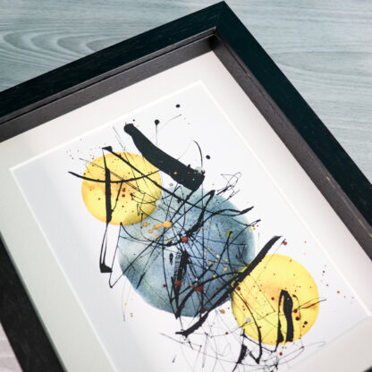 Limited edition fine art print, Ella Johnston